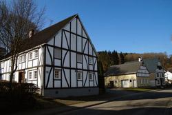 Fachwerkensemble in Neuenkleusheim