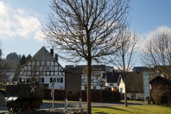 Neuenkleusheim Ortsmitte