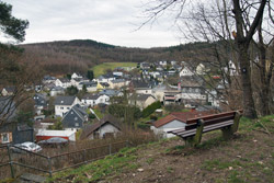 Blick ins Engsbachtal