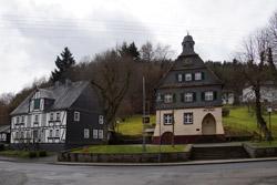 Alte Schule und Heimathaus