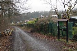 Kleingartenanlage Fischbacherberg