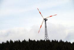 Windrad Ewiger Fuhrmann