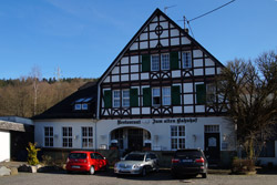 """Restaurant """"Zum alten Bahnhof"""""""