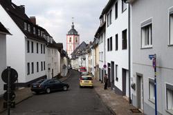 Die Hundsgasse in Siegen