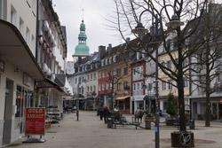 Die Alte Poststraße in Siegen