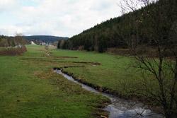 Mäander zwischen Steinbruch und Ludwigseck