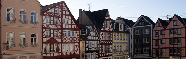 Alter Markt in Hachenburg