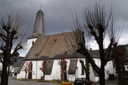 Evangelische Kirche in Bad Laasphe