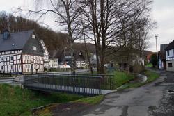 An der Netphe in Eschenbach