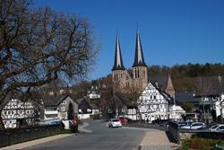 Netphen - Zentrum des Johannlandes