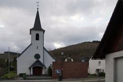 St. Andreaskapelle in Eschenbach