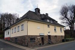Ehemalige einklassige Volksschule in Afholderbach