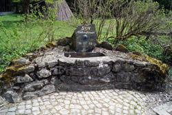 Antonius-Brunnen am Großen Bildchen