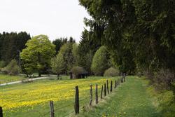 Kleines Bildchen und Rolands-Hütte