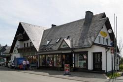 Modernes Handelshaus in Altastenberg