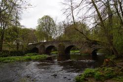 Historische Nisterbrücke
