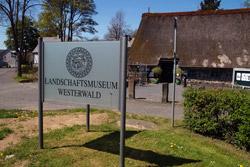 Eingang Landschaftsmuseum Westerwald