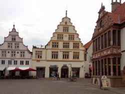 Lemgoer Marktplatz