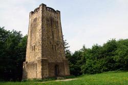 Bismarckturm auf dem Vierenberg