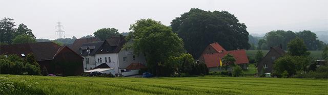 Blick auf Hollenstein