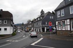 Bad Berleburg, Ederstraße