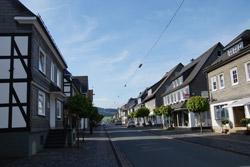 Schmallenberg, Weststraße