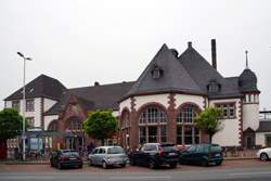 Herforder Bahnhof