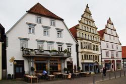 Häuser am Marktplatz