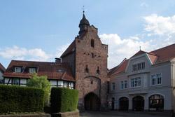 Das Niedere Tor in Blomberg
