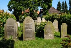 Jüdischer Friedhof in Bösingfeld
