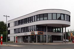 Busbahnhof Bösingfeld