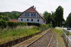 Extertalbahn in Eimke