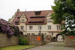 Schloss Schwöbber bei Aerzen-Königsförde
