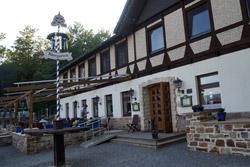 Biergarten Landhotel Waldquelle