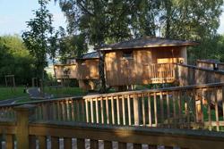 Baumhäuser Landhotel Waldquelle