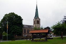 Die evangelisch-reformierte Kirche in Hillentrup
