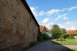Außenmauer Biesterfeld