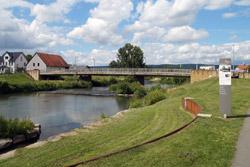 Brücke über die Emmer