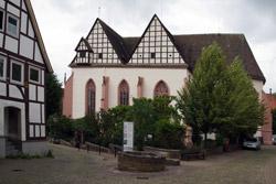 Klosterkirche in Blomberg