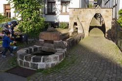 Volkwinbrunnen in Schwalenberg