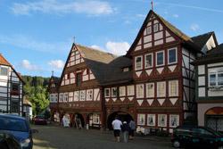 Historisches Rathaus Schwalenberg