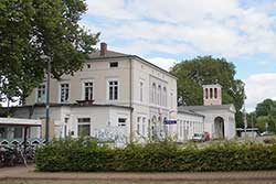 Bahnhof Bückeburg