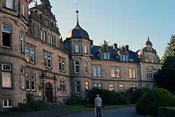 Linker Flügel Schloss Bückeburg