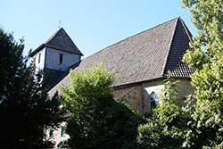 Kirche St. Jacobi in Rodenberg