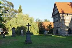 Friedhof Jetenburger Kirche