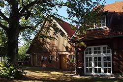 Mühlenhof Mönkhoff in Kleinenbremen