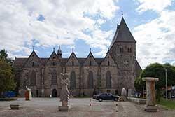 Die evangelisch-lutherische Stiftskirche St. Marien Obernkirchen