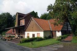 Die Schöne Mühle in Bergkirchen
