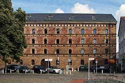 Proviant-Magazin der preußischen Festung Minden