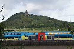 Bahnhof Porta Westfalica